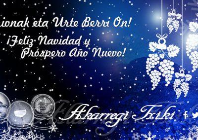 Christmas-Akarregi