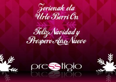 Christmas-Presstigio