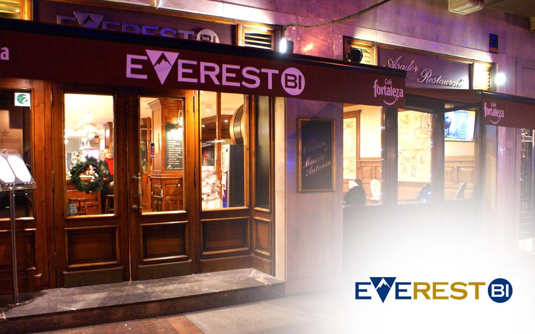 El Restaurante Asador Everest Bi, nuestro nuevo cliente