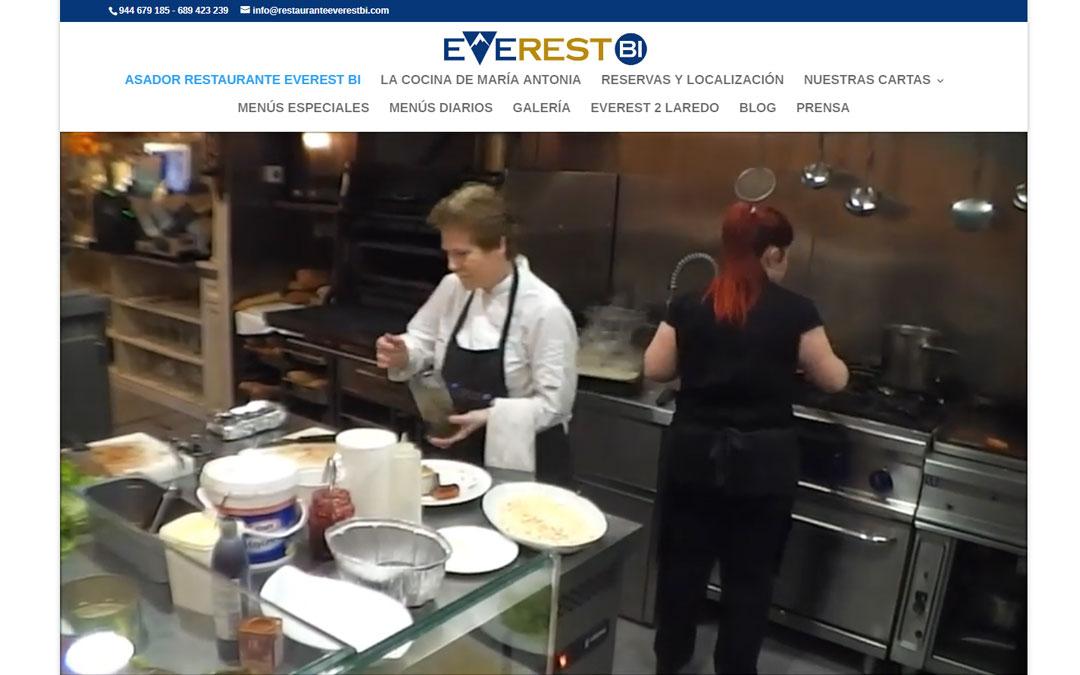 Nuestro cliente Everest Bi estrena nuevos vídeos promocionales