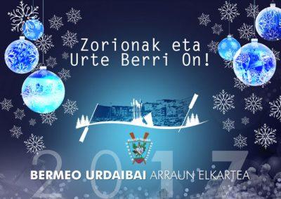 Christmas-Urdaibai