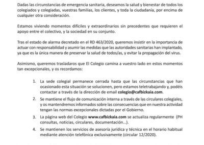 Imagen y Comunicación CAF Bizkaia