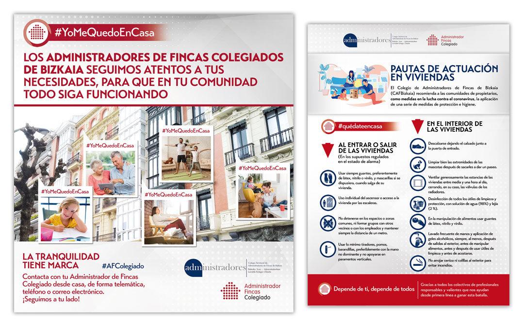 Imagen y Comunicación del CAF Bizkaia