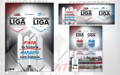 Un año más diseñamos la imagen de la Eusko Label Liga 2020