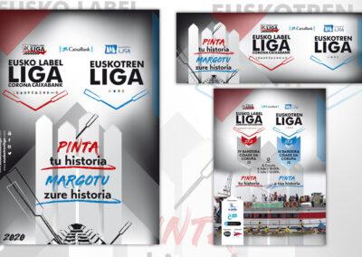 Imagen de la Eusko Label Liga 2020