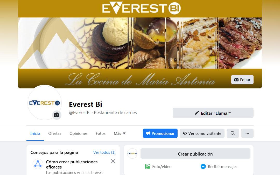 Facebook Everest Bi