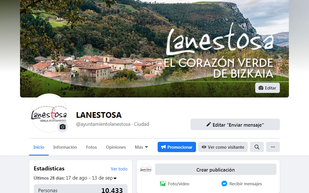 Facebook Lanestosa