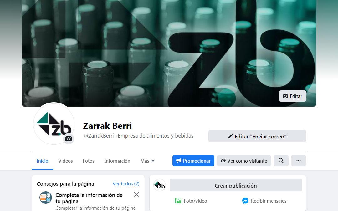Facebook ZB