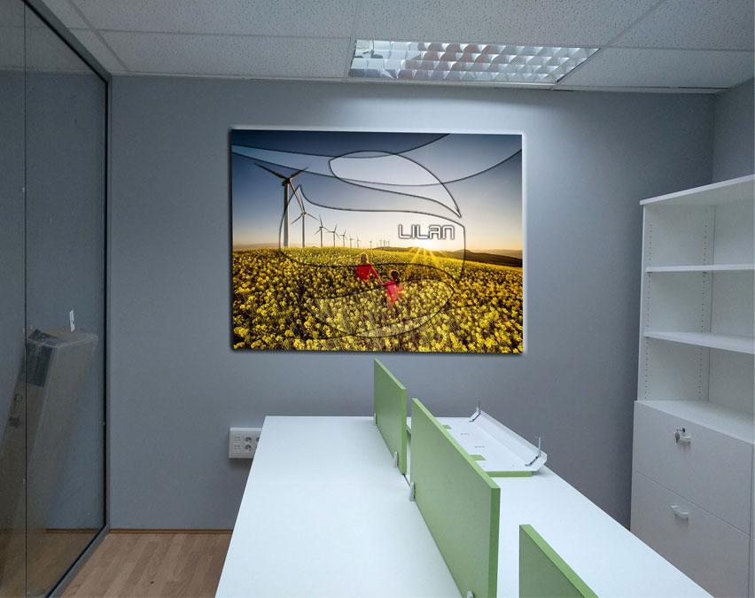 Diseño imagen corporativa Lilan Asesores