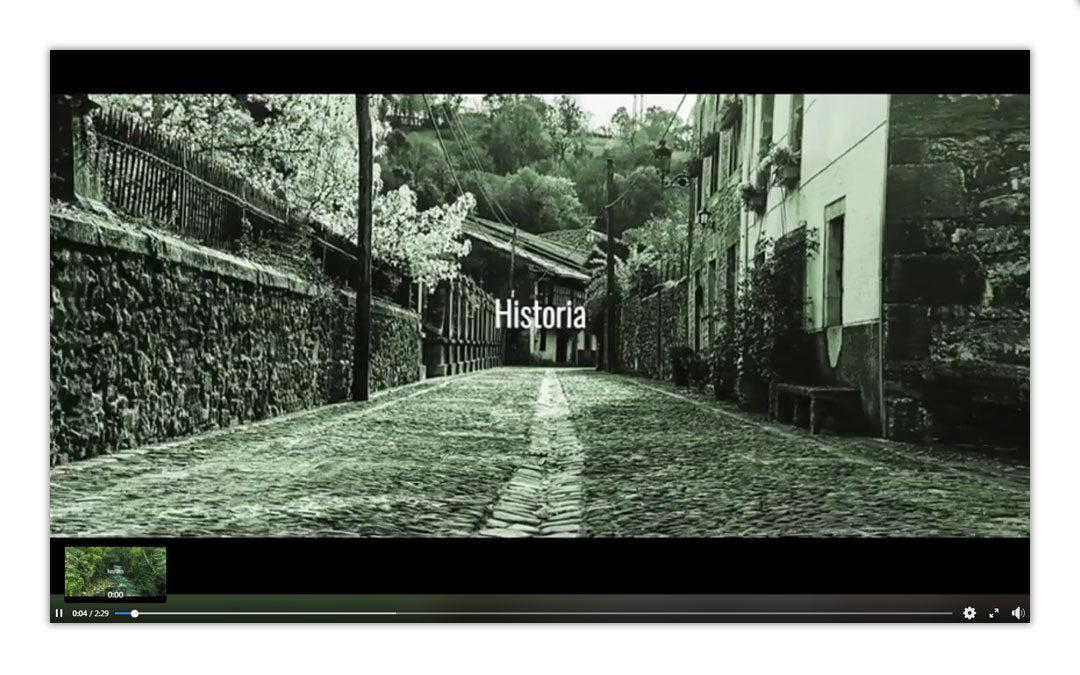 Grabación y edición del nuevo vídeo promocional para el Ayuntamiento de Lanestosa